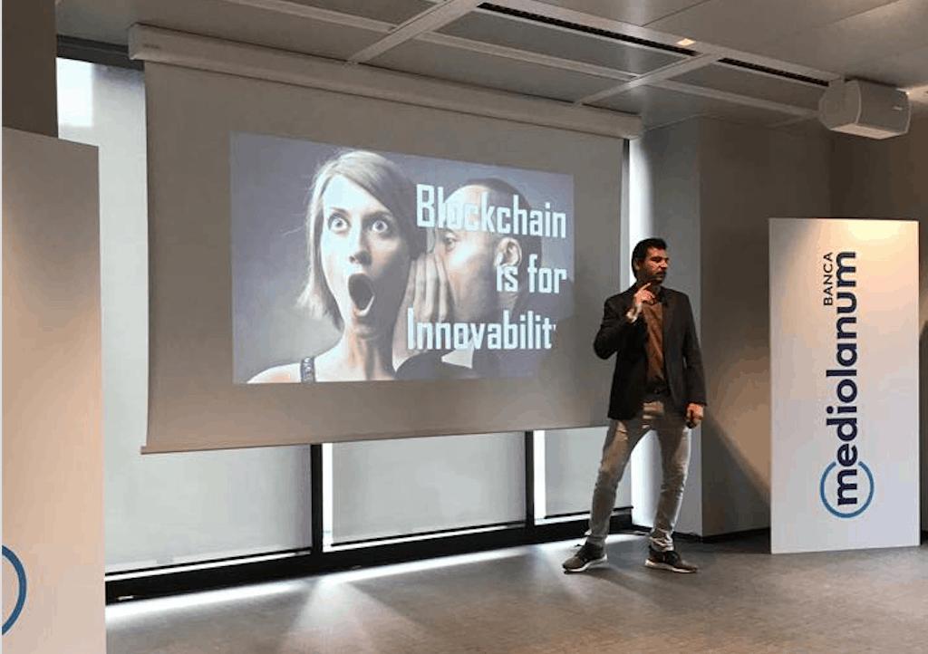 La blockchain è come la ruota, ma funzionerà solo con una rivoluzione responsabile