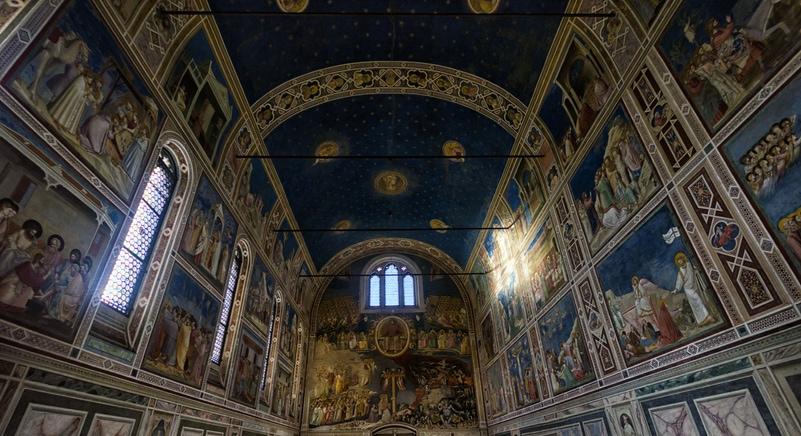 3 lezioni di vita dal grande Giotto, pittore e innovatore