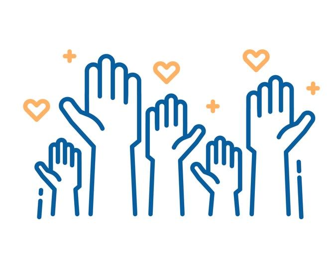 Essere generosi offre numerosi benefici: ecco quali