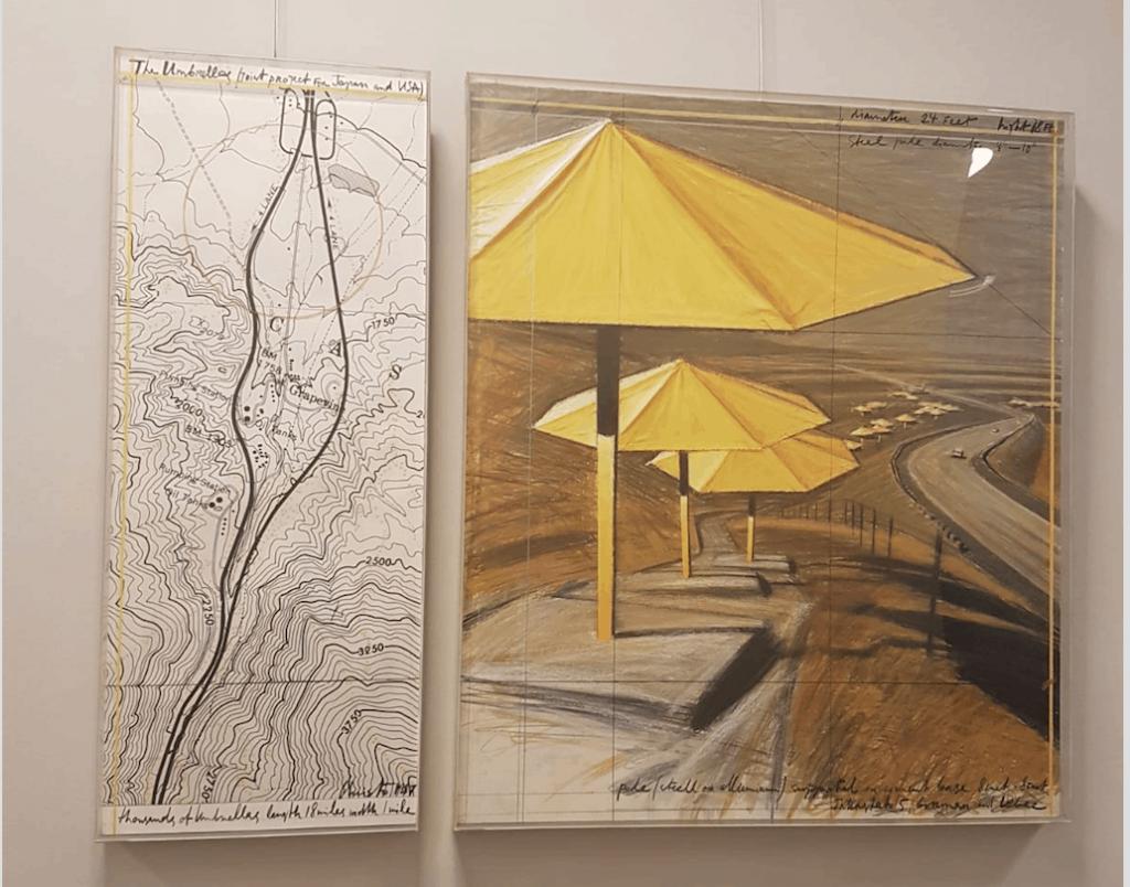 Centodieci è Arte: Christo – Oltre la superficie in mostra a Parma