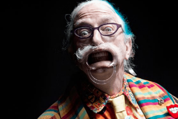 «Mai più un giorno infelice»: intervista a Patch Adams, in tour con Centodieci