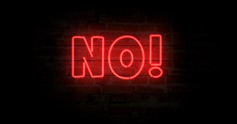 Impara a dire «no». Ecco alcuni consigli per farlo (bene)