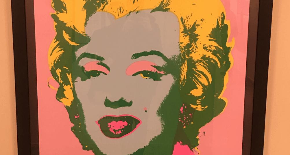 Centodieci è Arte, in mostra a Treviso le opere dell'alchimista Andy Warhol