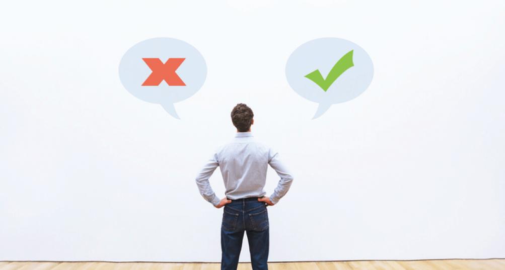 Etica sul lavoro: non conta ciò che dici, ma ciò che fai
