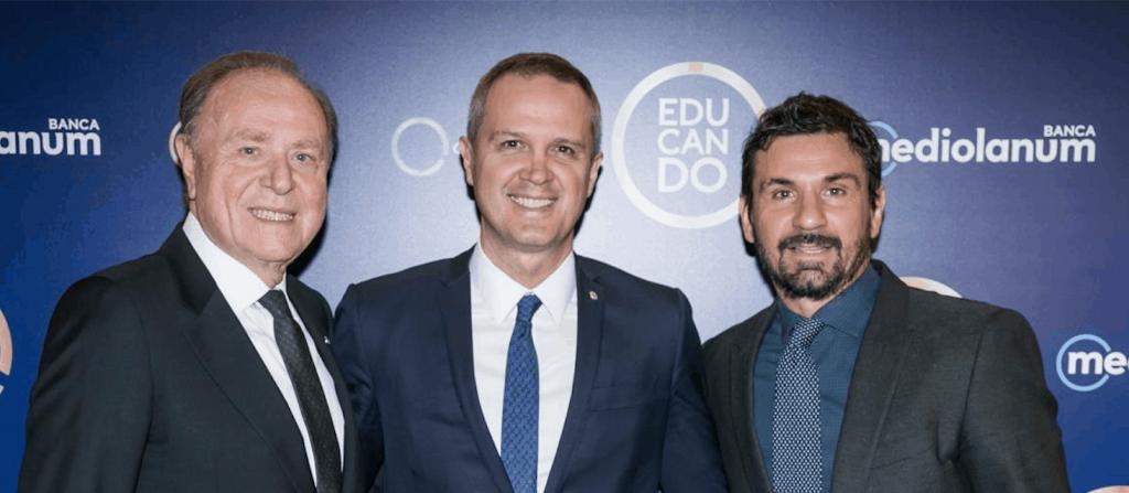 EDUcanDo, una serata speciale per i dieci anni di Mediolanum Corporate University