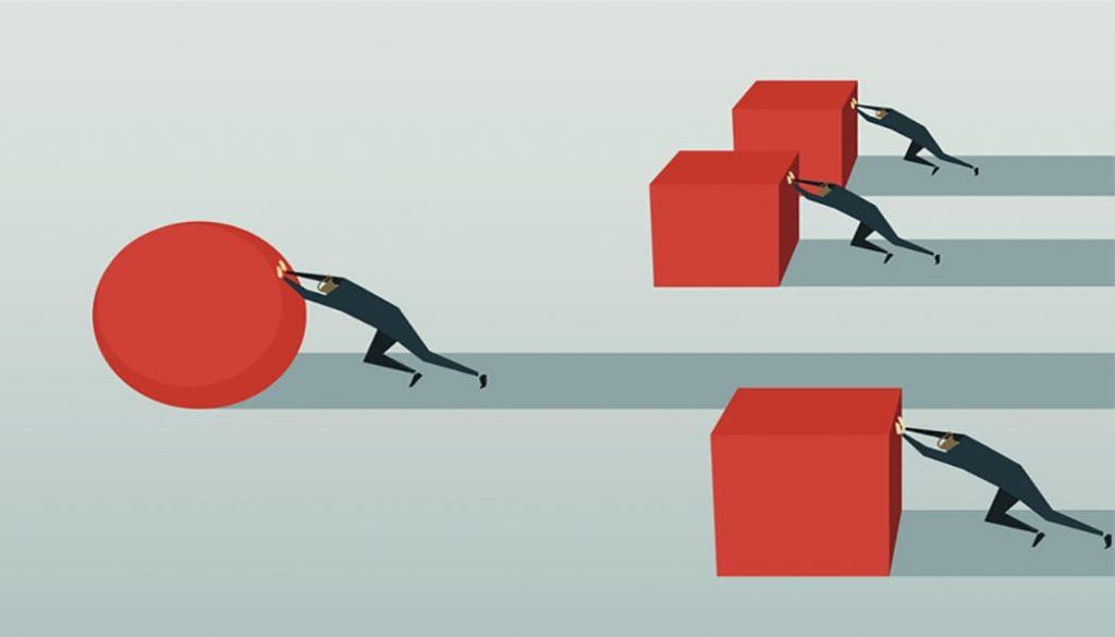 Essere ambiziosi senza essere stressati è possibile