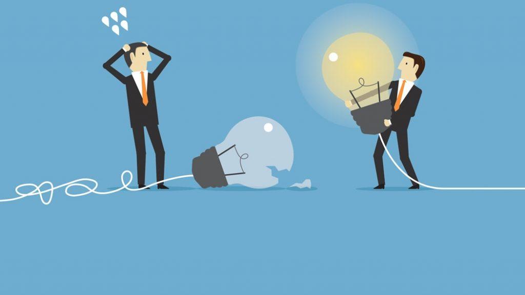 Come trasformare positivamente l'invidia verso i colleghi