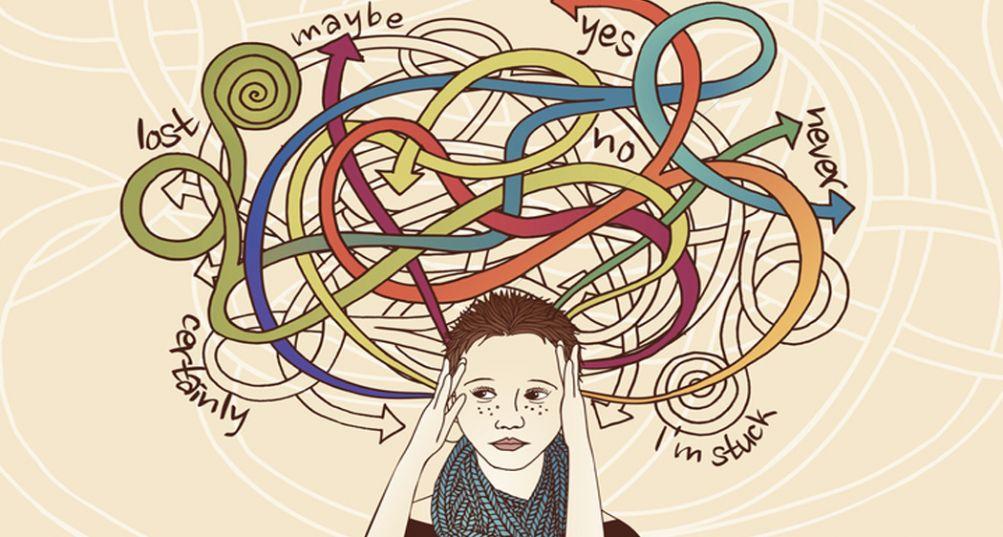 Ti perdi troppo nei tuoi pensieri? Ecco come smettere. 4 consigli