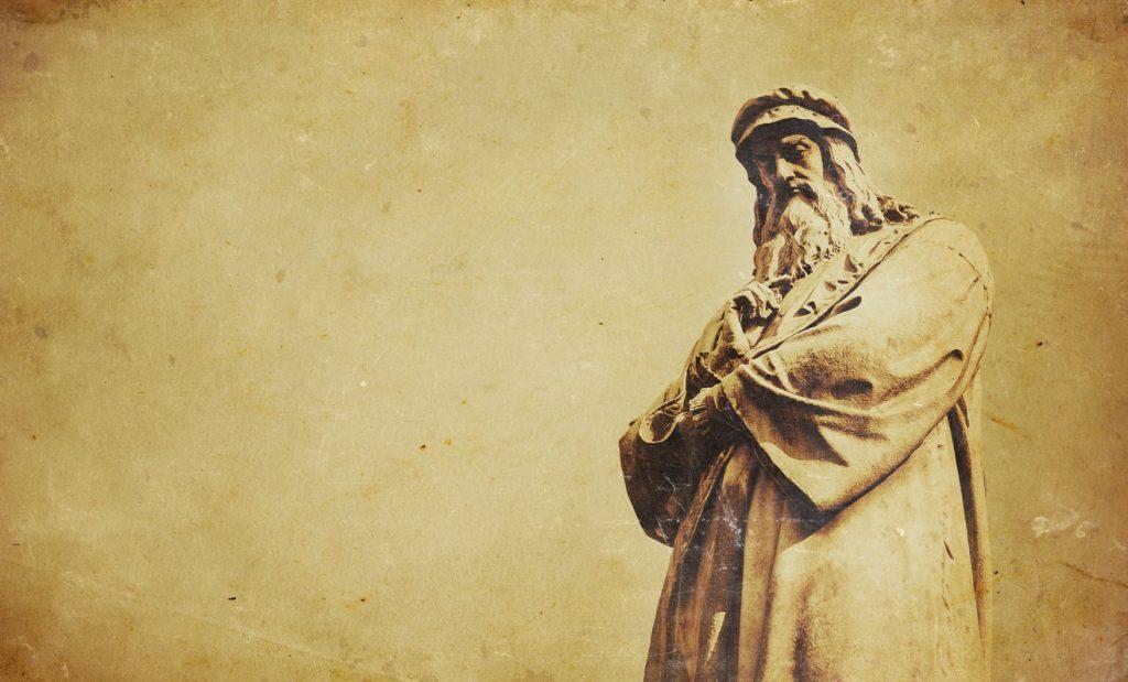 Leonardo da Vinci, uomo dei nostri tempi