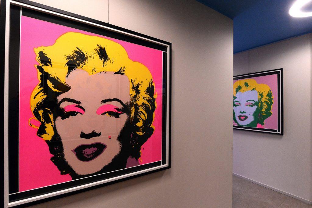 La Pop Art di Warhol in mostra in tre città emiliane