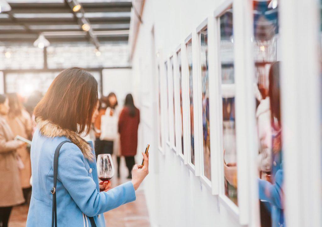 Quando Instagram non basta: internet nei musei