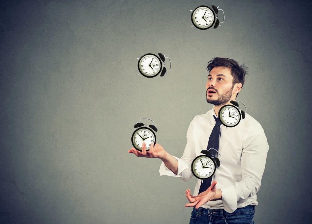 Gestire il proprio tempo è un'arte. Ecco i segreti per impararla