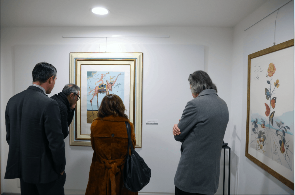 Salvador Dalì – In mostra a Piacenza il più grande dei surrealisti