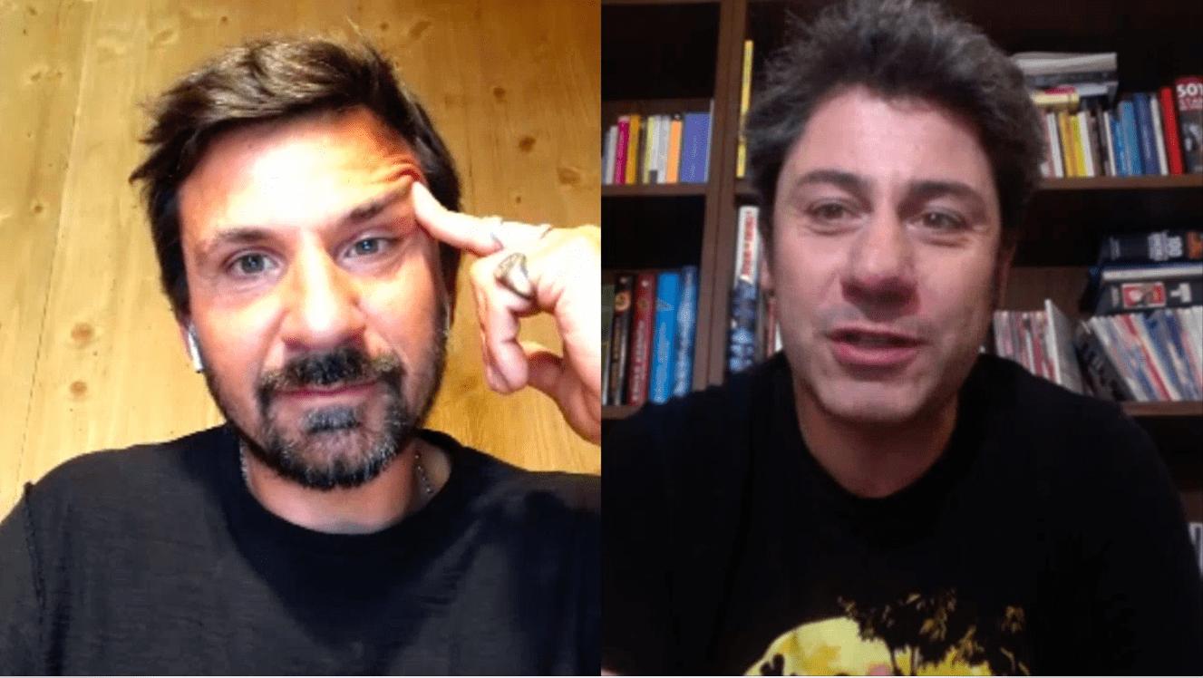 Gocce di gratitudine – Il fumettista Fabio Paroni insegna a disegnare la gioia