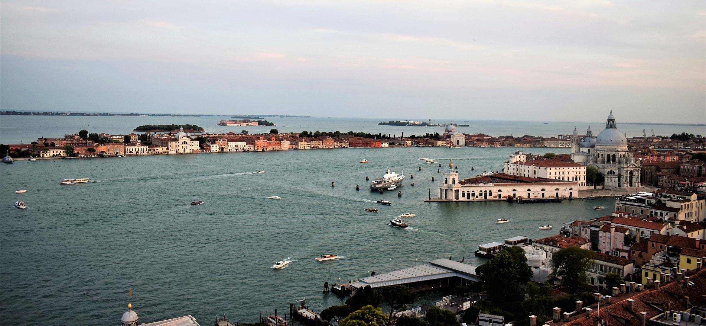 Fatto in Italia – Il nuovo viaggio parte da Venezia