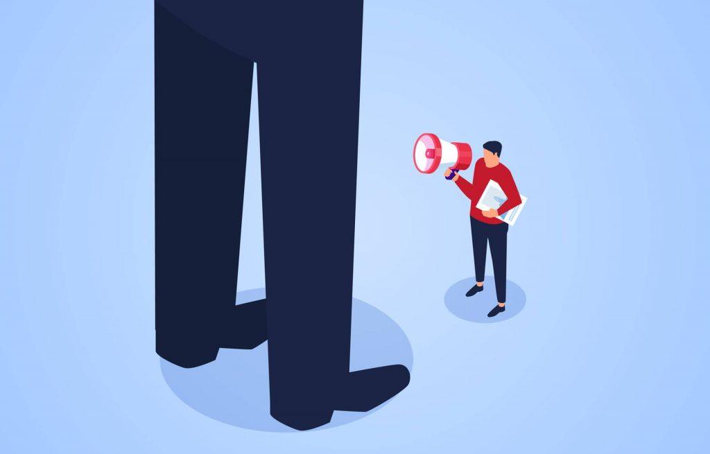 Come costruire l'assertività in 4 semplici passi