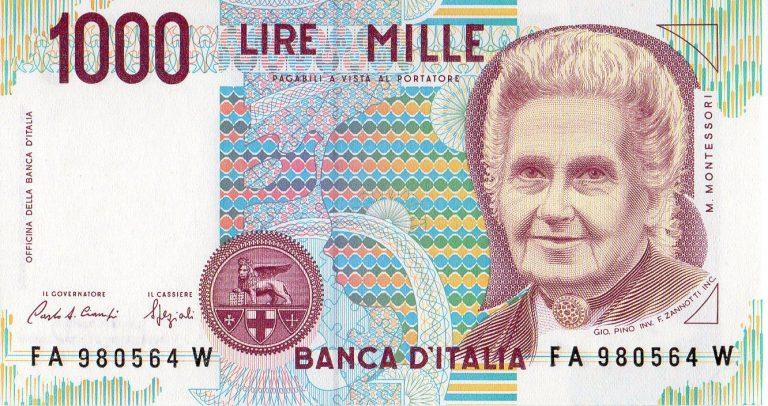 Fatto in Italia: il metodo educativo di Maria Montessori