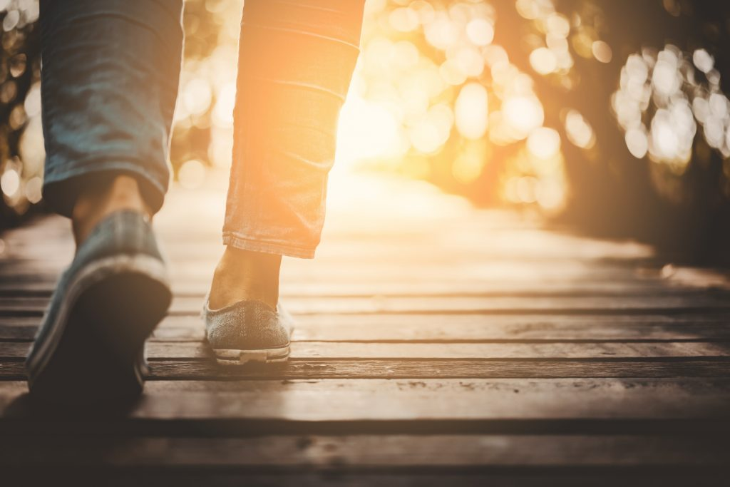 Perché camminare di più e come farlo