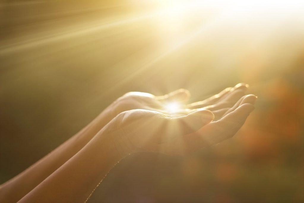 Perché se perdoni cresci e diventi più forte