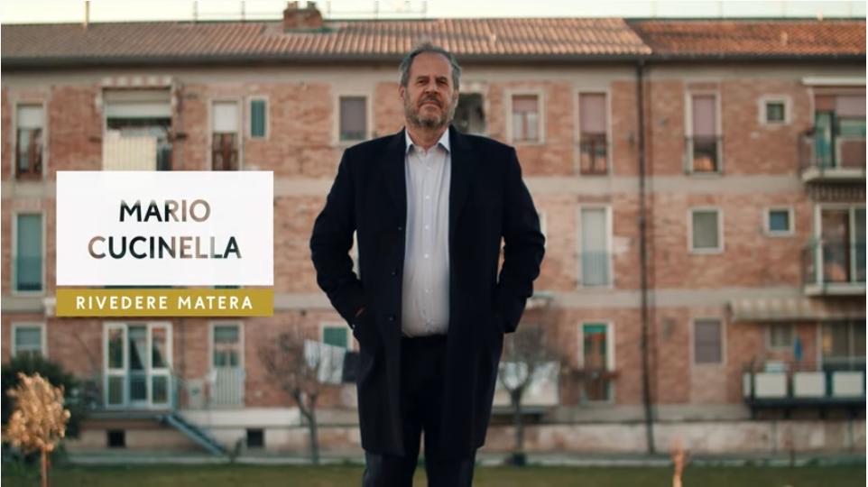 RiVedere Matera – Mario Cucinella