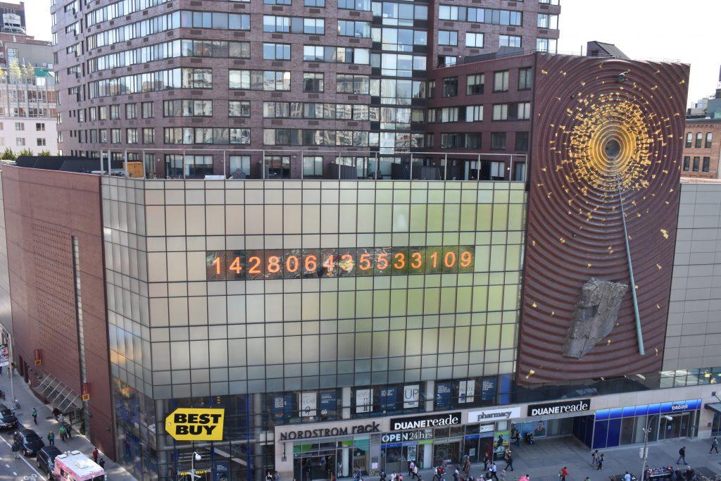 L'orologio di Union Square ci ricorda che il futuro dipende da noi