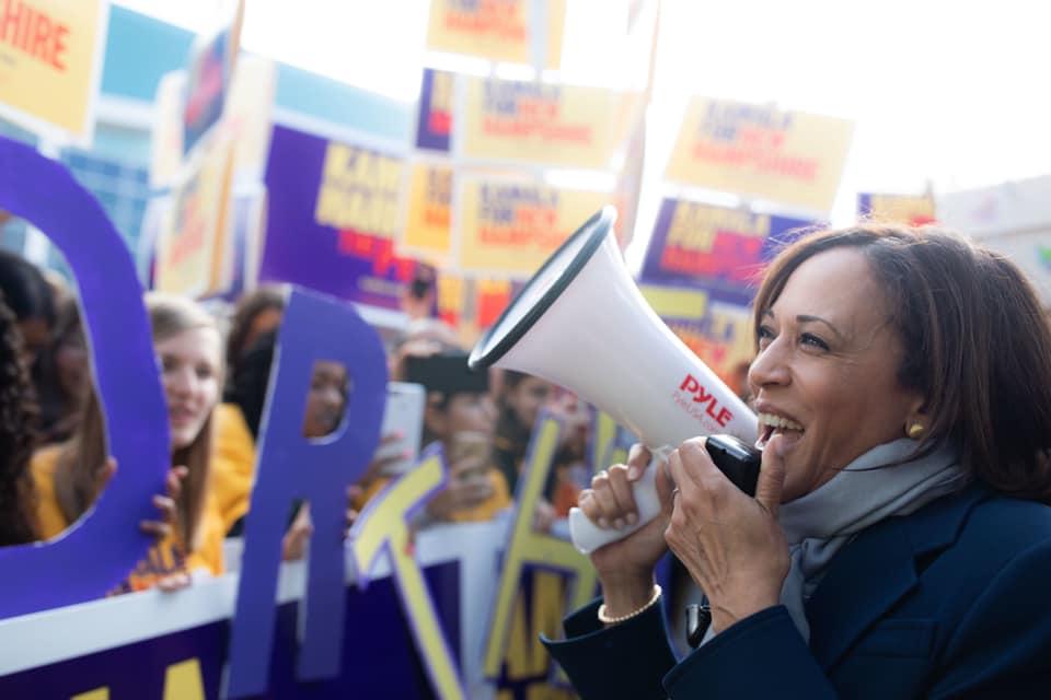 La corsa trionfale di Kamala Harris verso la Casa Bianca