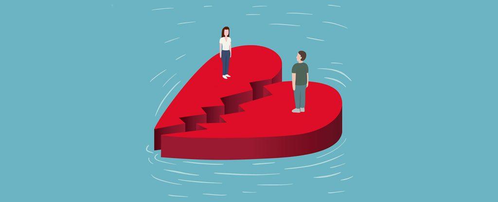 Come capire quando una relazione è finita