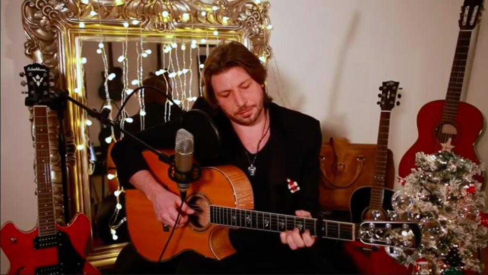 Note d'Italia – Daniele Stefani canta un Buon Natale a tutti