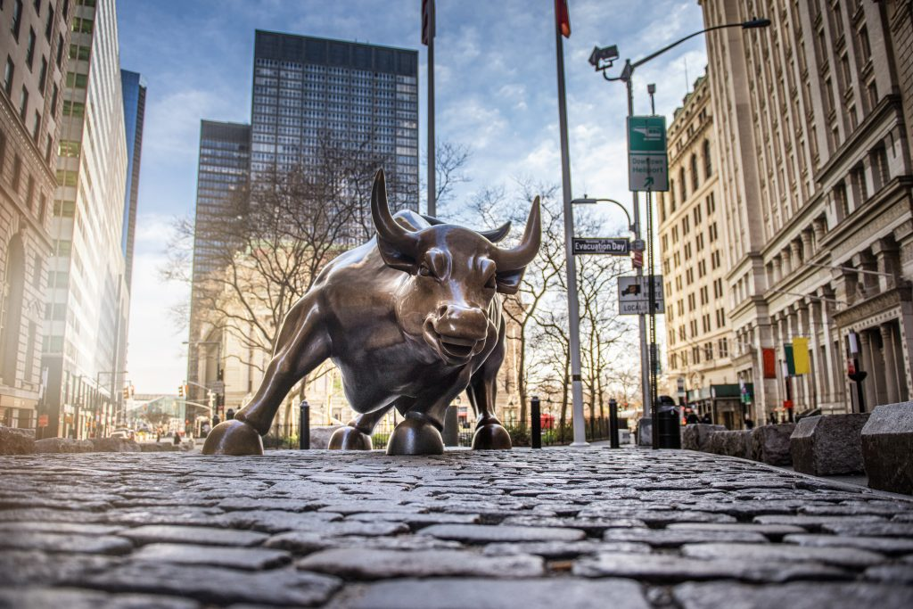 Addio al padre del Toro di Wall Street
