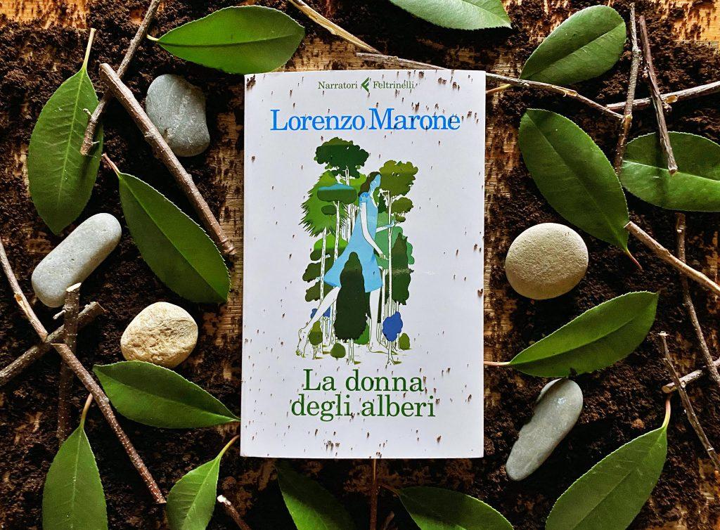 La donna degli Alberi il nuovo romanzo di Lorenzo Marone