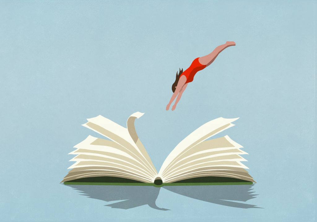 Leggere per scoprire e leggere per viaggiare nel tempo e nello spazio
