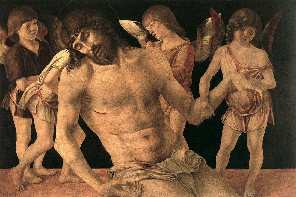 La silenziosa Pietà di Giovanni Bellini
