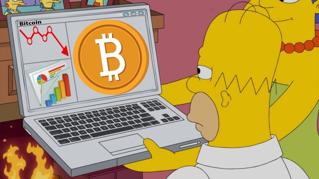 Bitcoin: i Simpson e le serie TV li hanno scoperti prima di Elon Musk