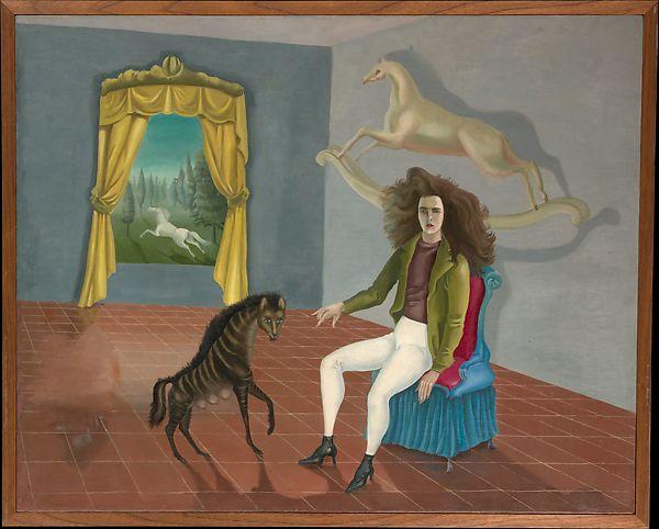 Il mondo magico di Leonora Carrington