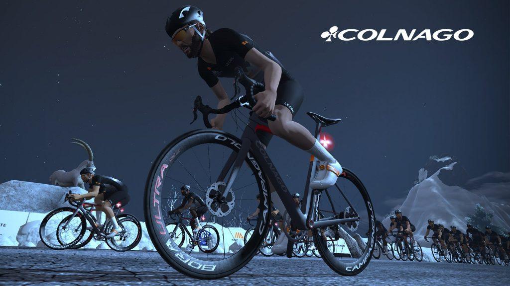 Colnago C64: 67 anni di storia concentrati in una sola bicicletta NFT