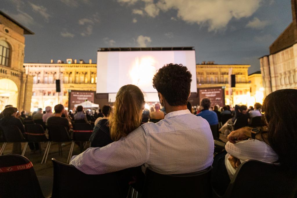 La bellezza del cinema all'aperto