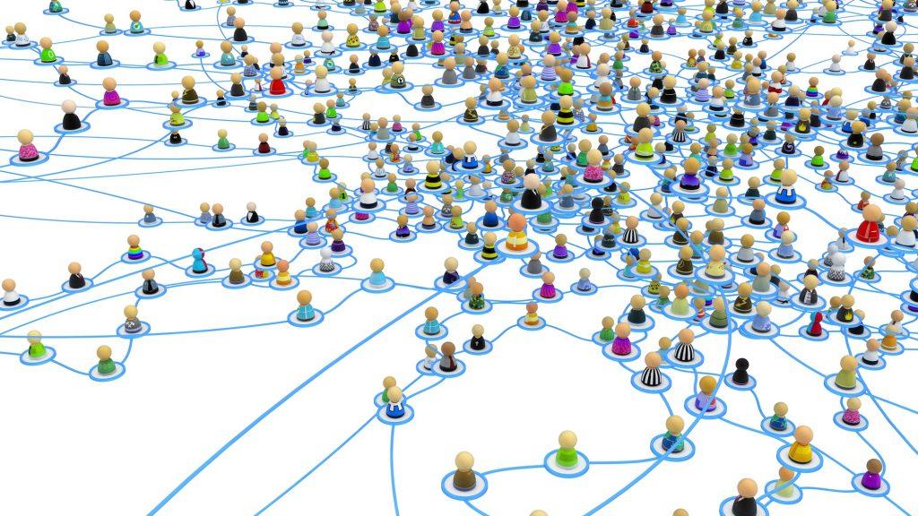 Le reti influenzano la nostra vita più di quanto pensiamo: l'impatto delle reti personali, lavorative e creative