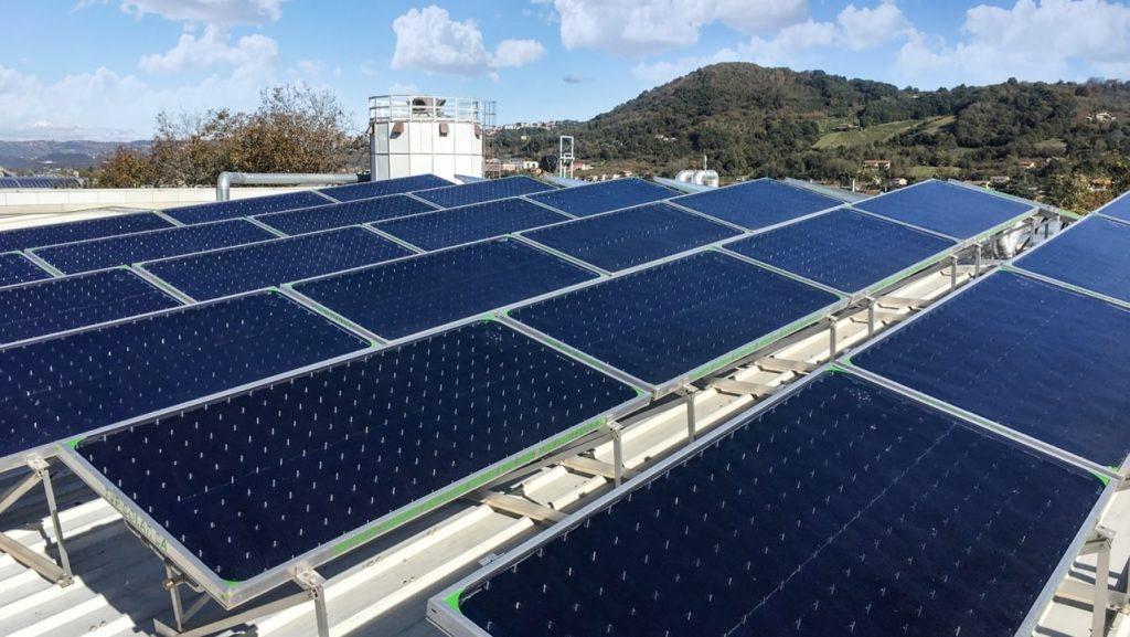 TVP Solar e l'utilità del CERN per lo sviluppo economico