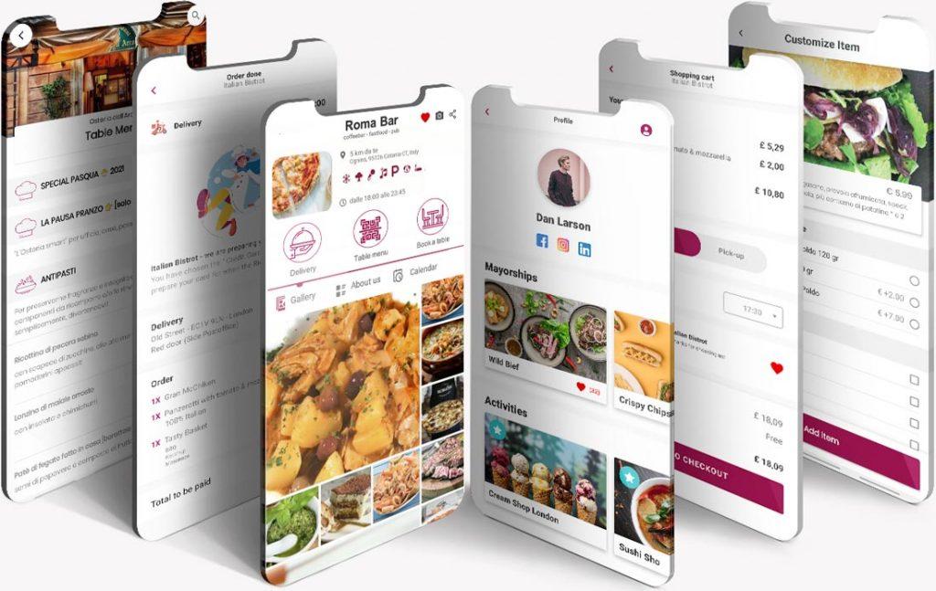 Chivado: l'app dalla parte di ristoratori e food lovers, che valorizza le comunità locali.