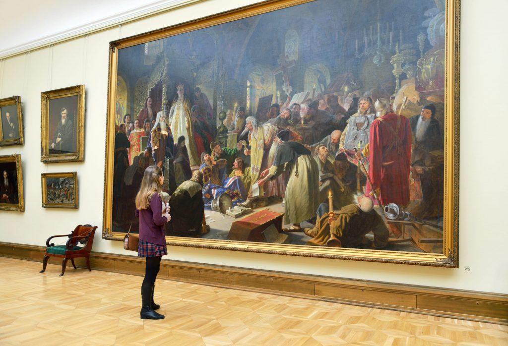 Liberalizzazione delle immagini dei dipinti nei musei: ovvero l'economia circolare della cultura