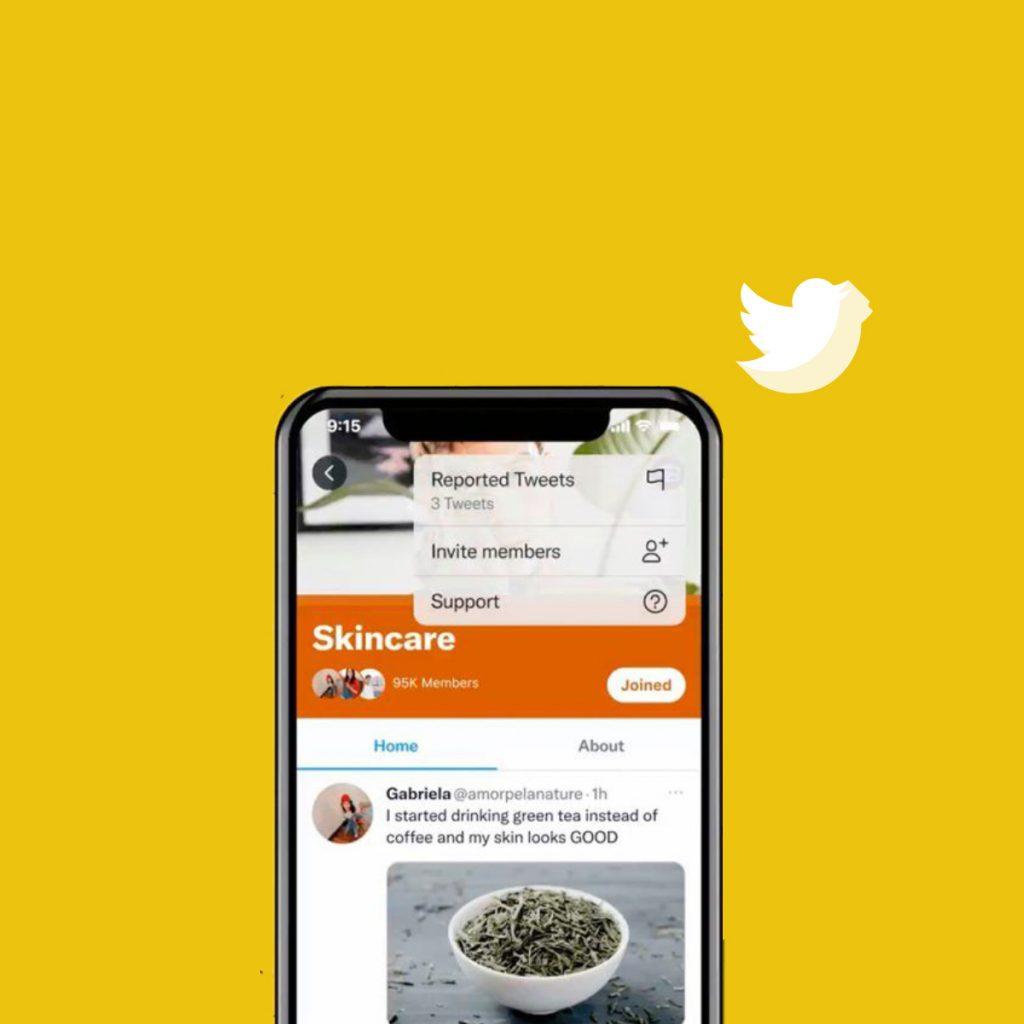 Anche Twitter adesso ha i gruppi, i cinguettii incrociano le passioni